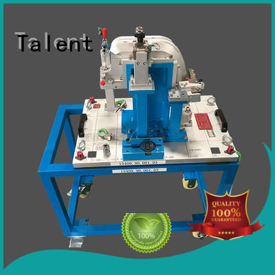 Talent assy checking fixture components factory for floor panel