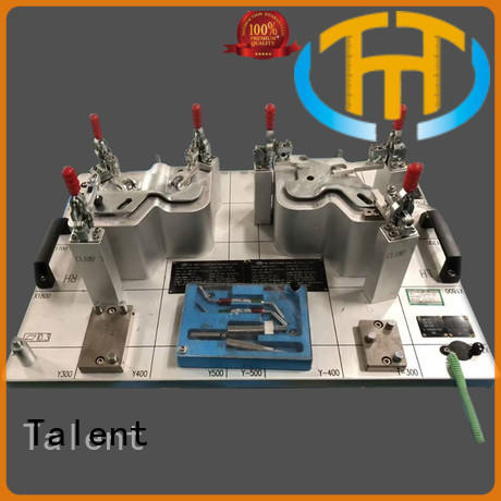 Talent jig and fixture export product for auto parts