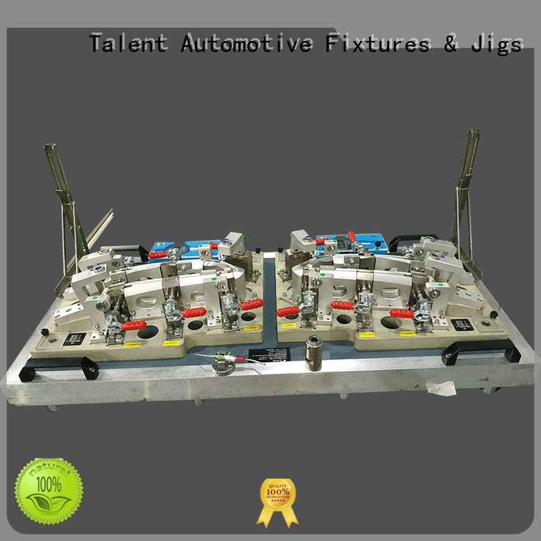 Talent Brand automotive fixture custom inspection fixture components
