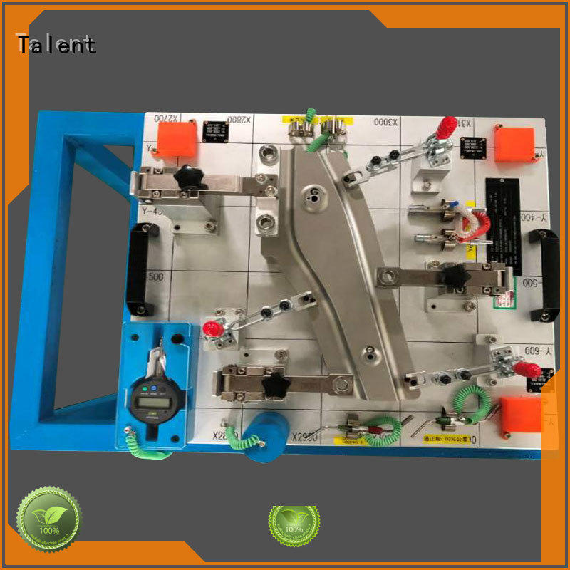 Talent single jig and fixture customized for inspect