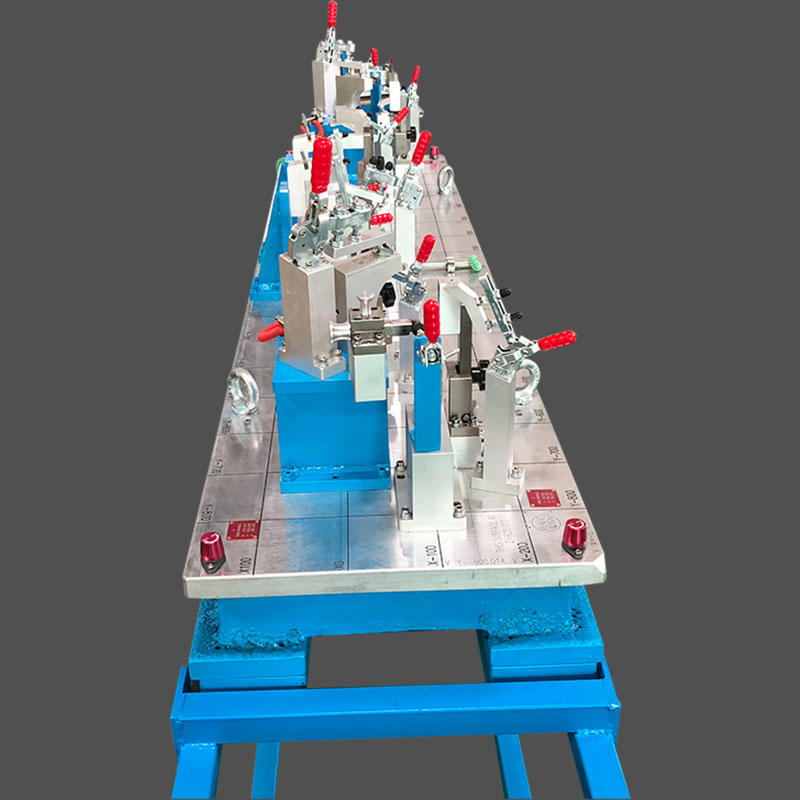single jig and fixture part customized for industry-2
