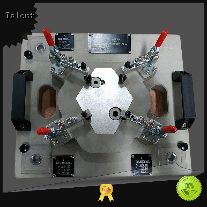 component parts inspection fixture components Talent Brand