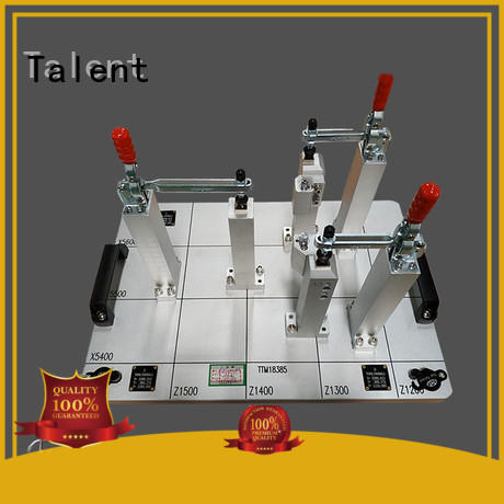 Talent small holding fixture factory for inspect