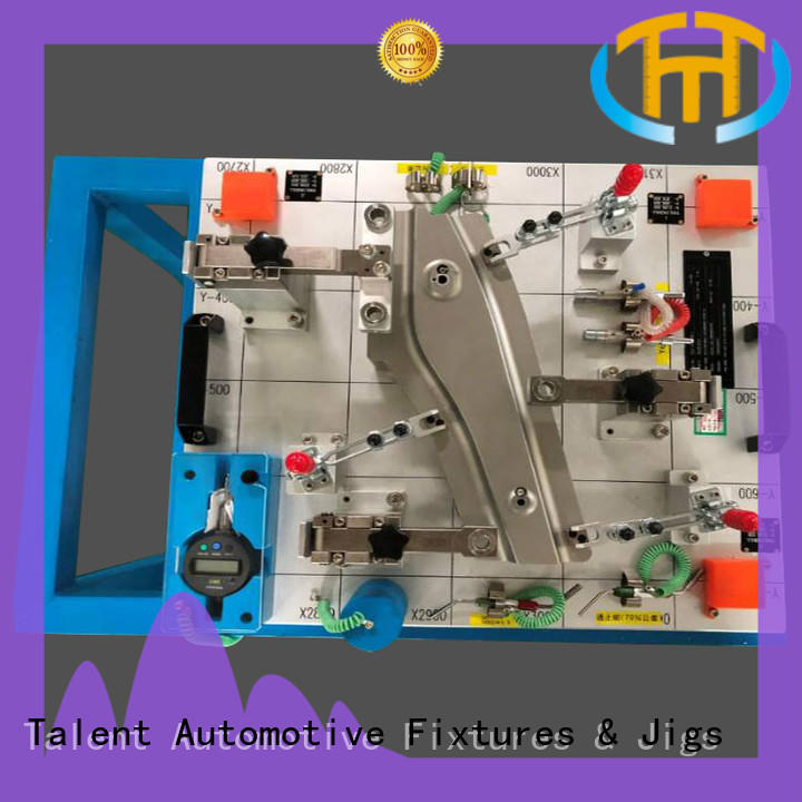 Talent sheet jig fixture customized for industry