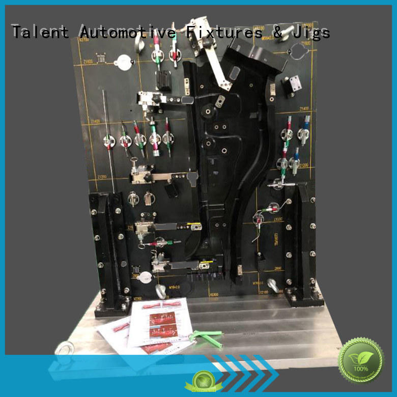 Talent cheap jig and fixture supplier for car