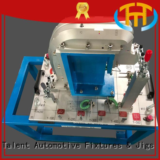 Talent Brand car fuel inspection fixture components front