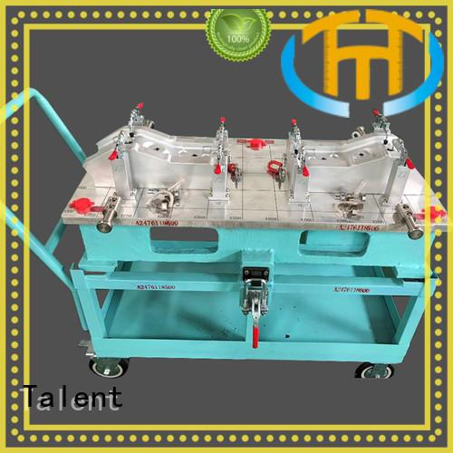 panel steel fixture supplier for industry