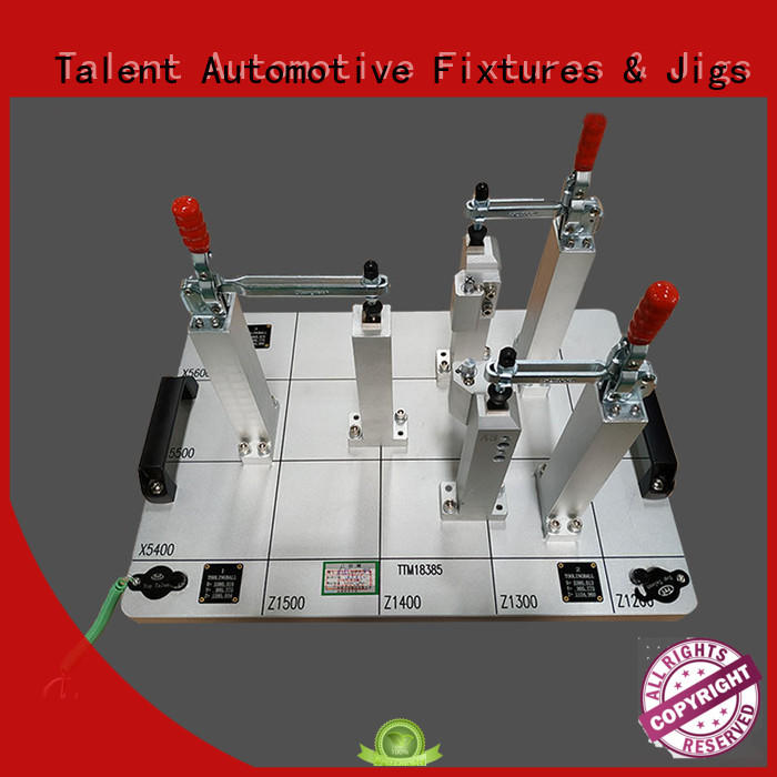 Talent high quality tooling fixture components wholesale for car