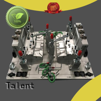 Talent assembly jig fixture customized for examine