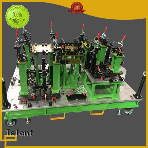 Talent Brand green color checking welding jig and fixture