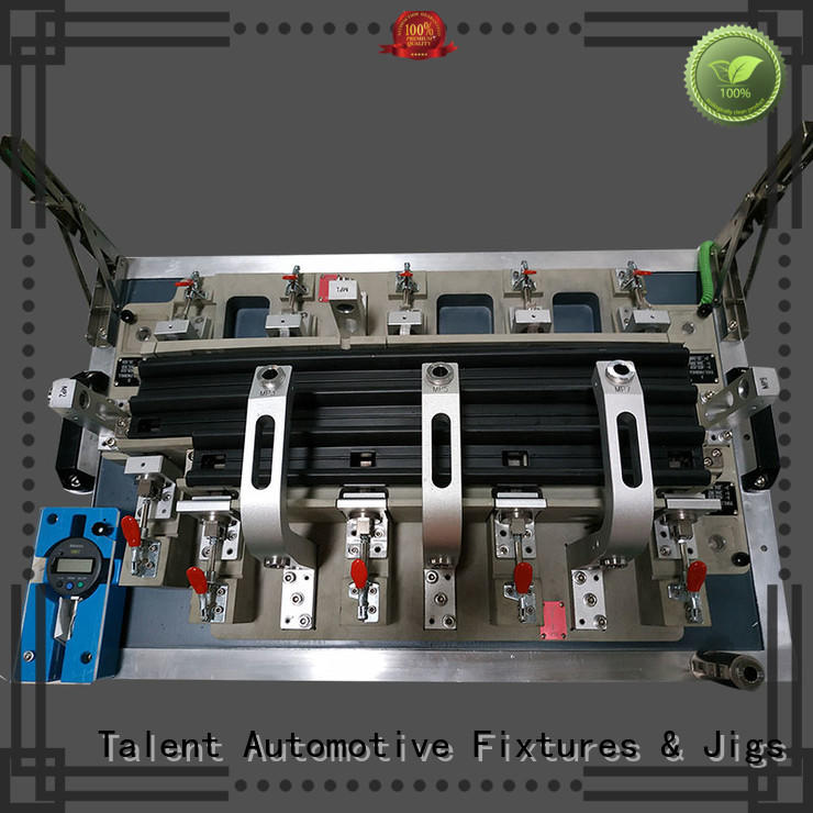 Talent stamping checking gauge manufacturer for plastic parts