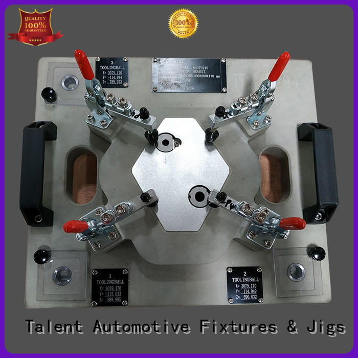 Talent Brand grid parts inspection fixture components