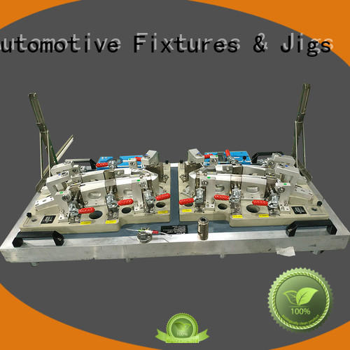 Talent anodized drilling fixture decoration for plastic parts