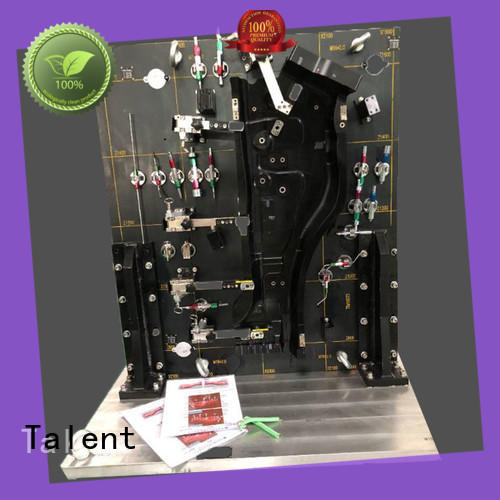 Talent crossmember fixture tool supplier for industry
