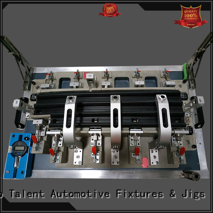 Top Talent custom fixtures and fittings manufacturer for car