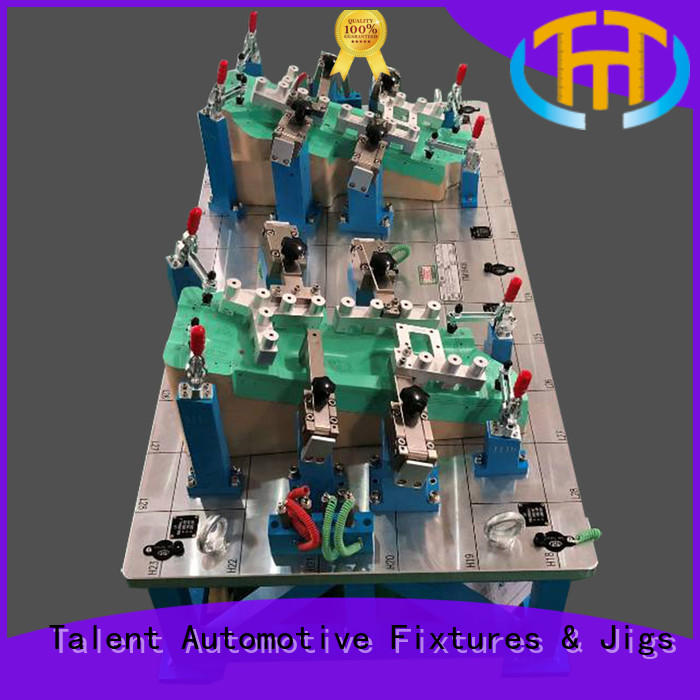 Talent single jig fixture factory for industry