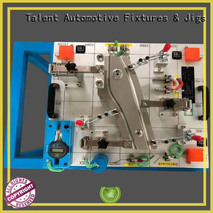 Talent single metal fixtures customized for workshop