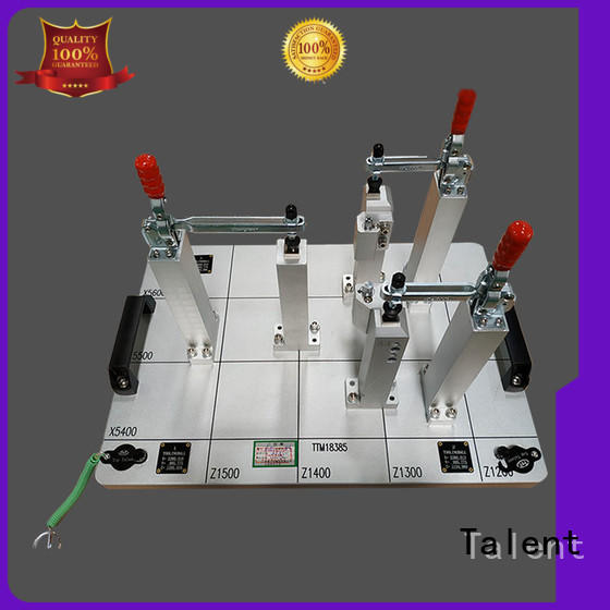 Talent small av gauge and fixture factory for workshop
