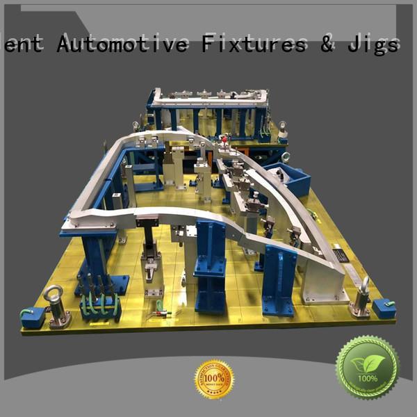 small car pillar inspection fixture components Talent manufacture