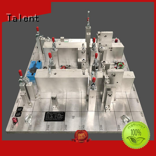 Talent front tooling fixture components factory for inspect