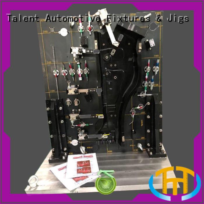 Talent Brand automotive assy crossmember custom hydraulic fixture