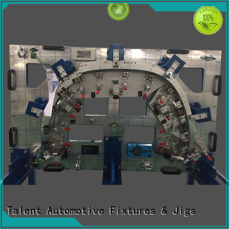 Talent automotive inspection fixture factory for industry