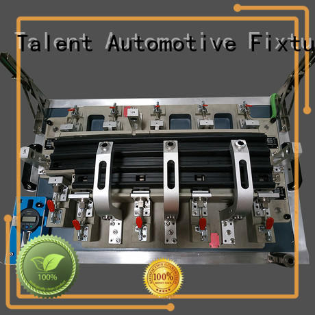 Talent front checking fixture components factory for plastic parts