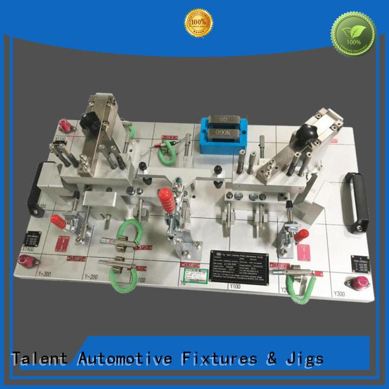Talent measurement checking fixture factory for workshop