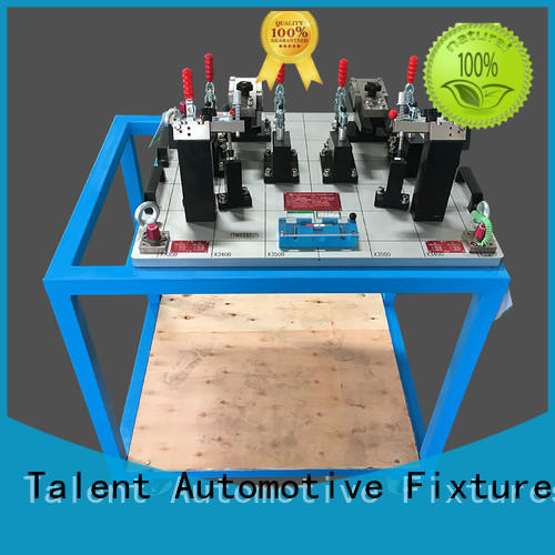 Talent small checking fixture components factory for workshop