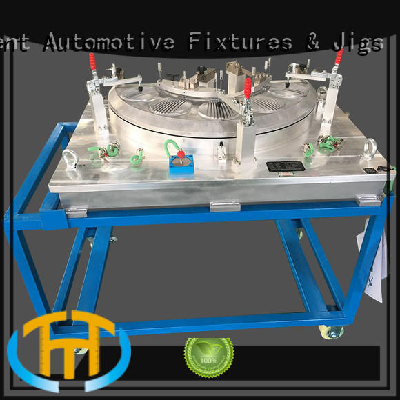 Talent large automotive gauge and fixture crossmember for workshop