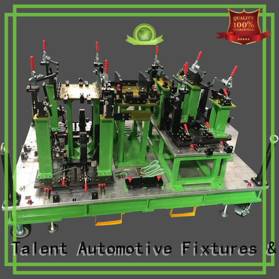 Talent Brand measurement green color steel automotive jig fixture