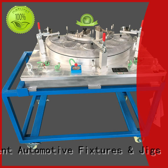 Talent stamped checking fixture assembly for industry