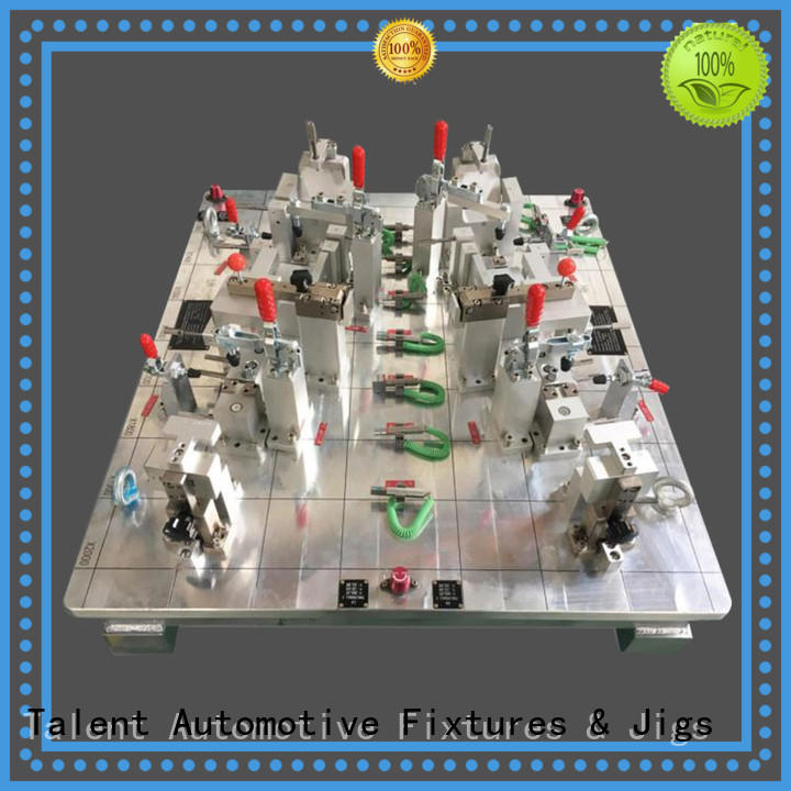 Talent automotive fixture tool steel for inspect