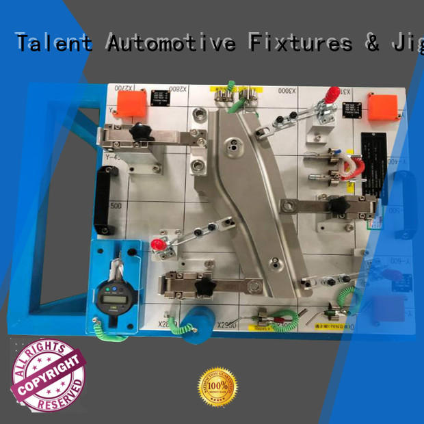 Talent automotive fixture clamps rear for industry