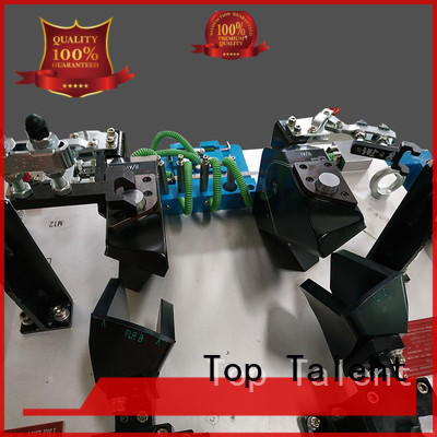 Top Talent jig and fixture export product for car