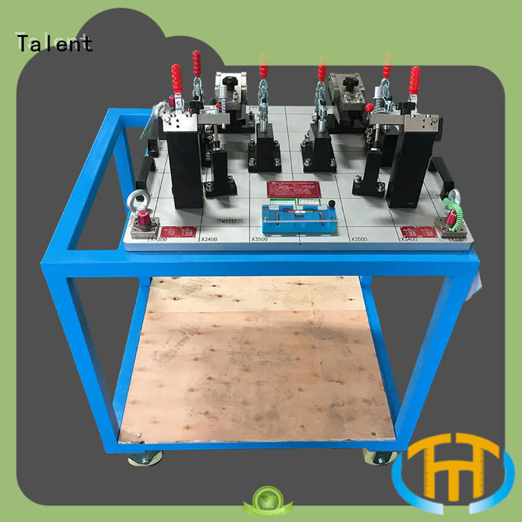 Talent rear checking fixture supplier for floor panel