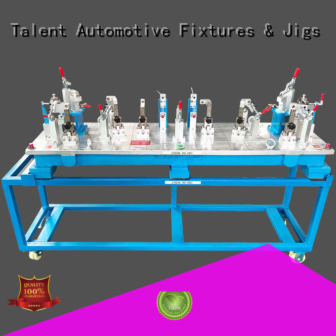 Talent machining fixtures export product for auto parts