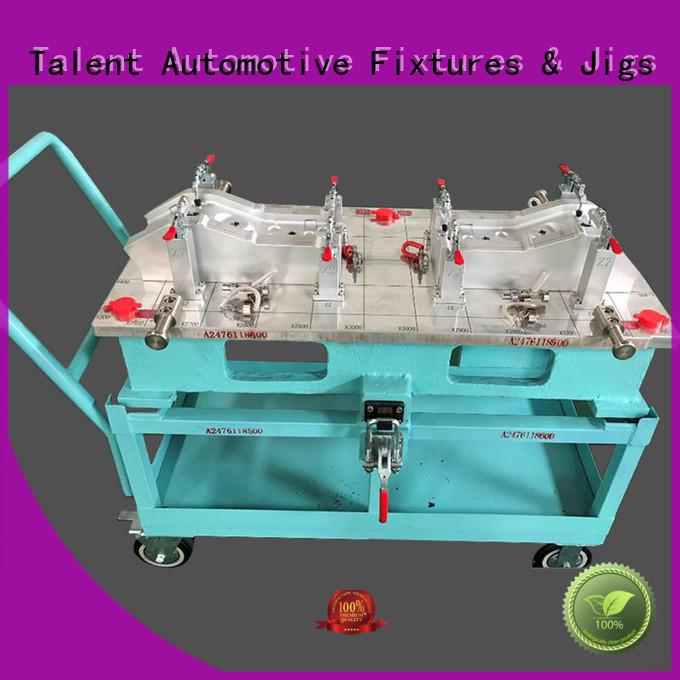 Talent steel jig fixture factory for workshop