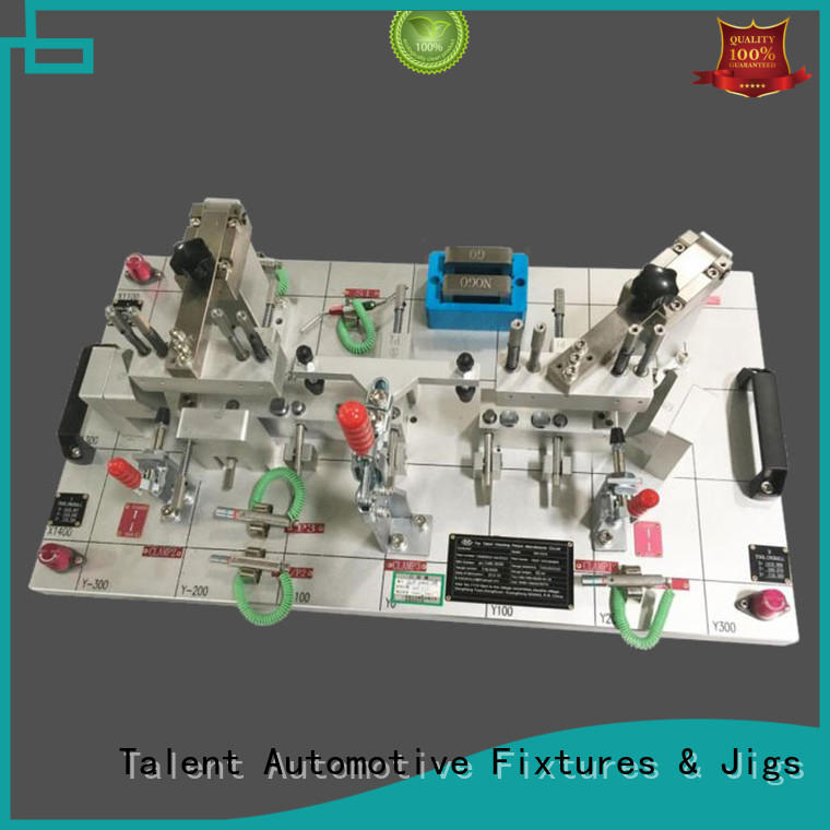 automotive machining fixtures part customized for industry