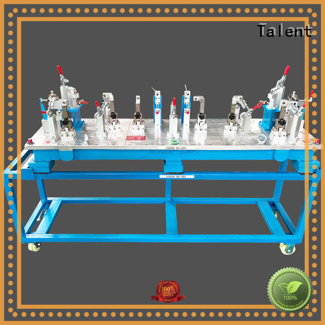 single jig and fixture part customized for industry