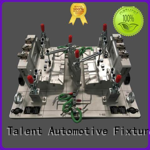 steel automotive fixtures front for inspect Talent