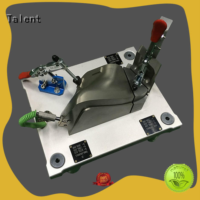 Talent plenum cmm fixture components customized for industry
