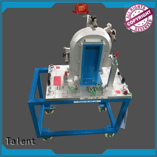 Talent front assembly fixture factory for inspect