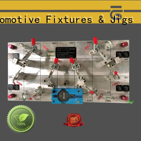 Talent anodized checking fixture components manufacturer for plastic parts