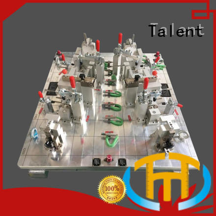steel fixture assembly for inspect Talent