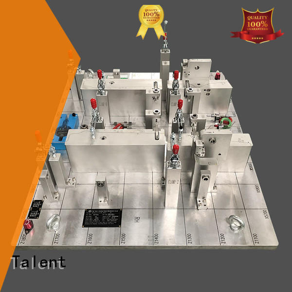 Talent assembly fixture foreign trade for car
