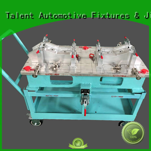Talent mechanical fixtures export product for auto parts