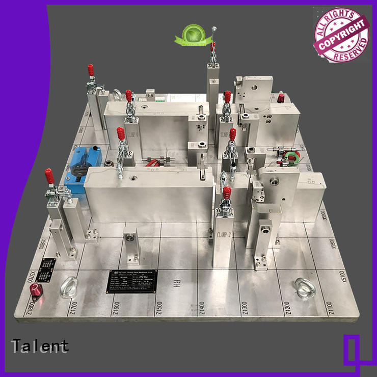 inspection fixture components rear door single Talent Brand company