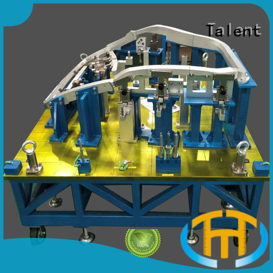 front rear inner checking fixture Talent
