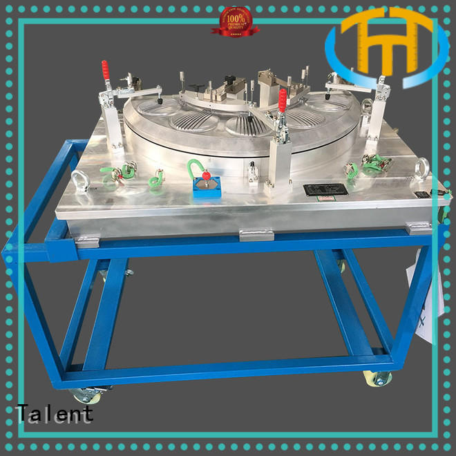 Talent large attribute gauge rear for industry